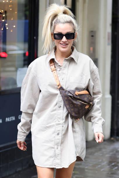 GBR: London Celebrity Sightings - June 18, 2021