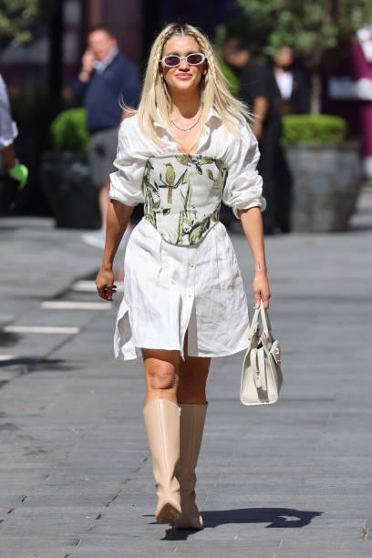 GBR: London Celebrity Sightings - June 23, 2021