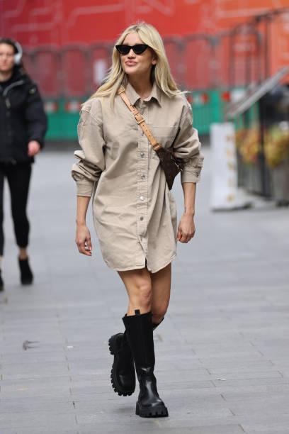 GBR: London Celebrity Sightings - May 18, 2021