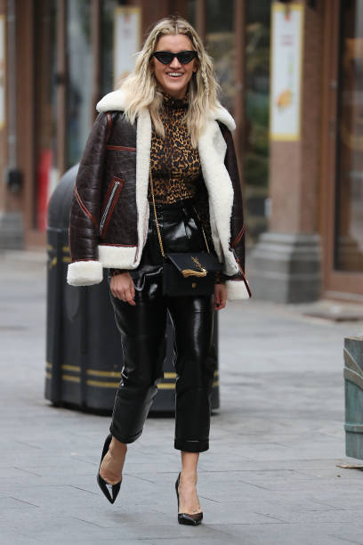 GBR: London Celebrity Sightings - November 17, 2020