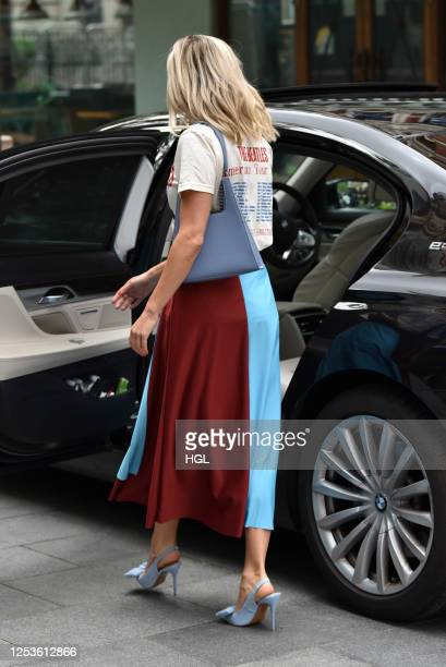 Ashley Roberts sighting on July 01 2020 in London England
