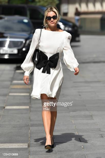 Ashley Roberts sighting on July 03, 2020 in London, England.