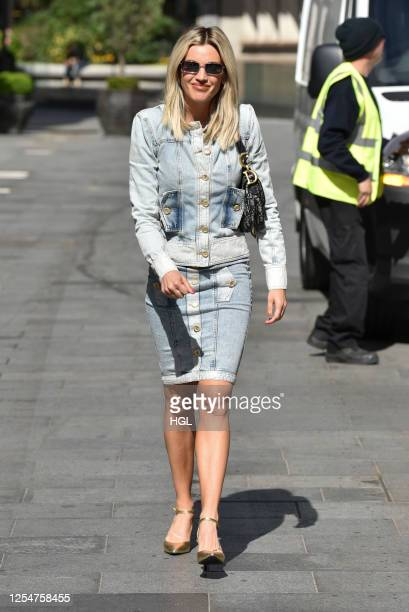 Ashley Roberts sighting on July 07, 2020 in London, England.