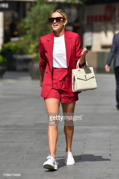 Ashley Roberts sighting on July 14 2020 in London England