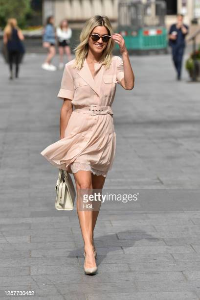Ashley Roberts sighting on July 23, 2020 in London, England.