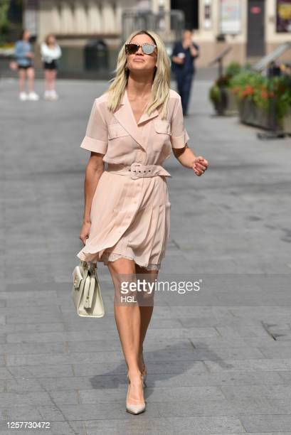 Ashley Roberts sighting on July 23 2020 in London England