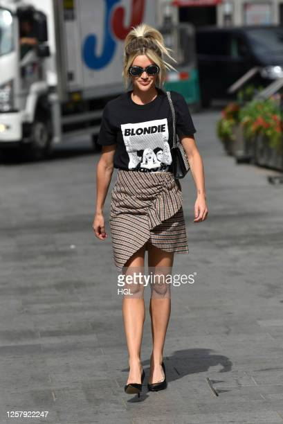 Ashley Roberts sighting on July 24 2020 in London England