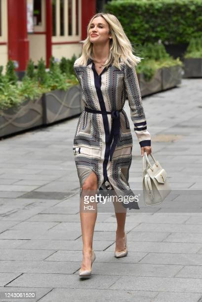 Ashley Roberts sighting on June 03, 2020 in London, England.