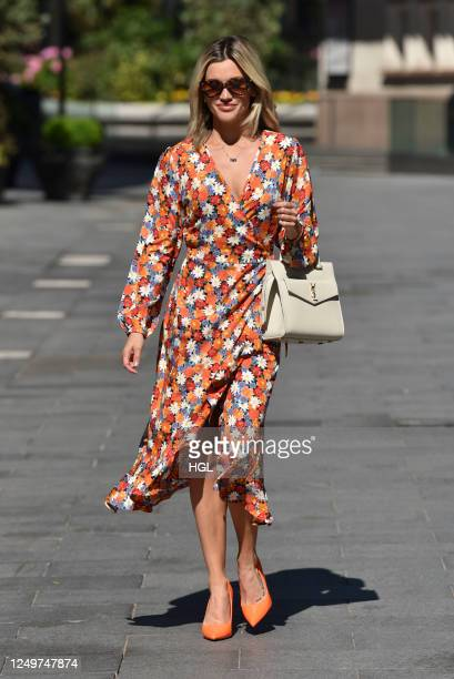 Ashley Roberts sighting on June 15 2020 in London England