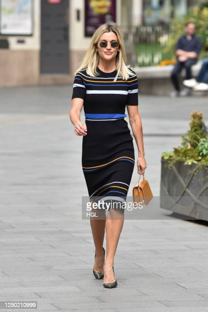 Ashley Roberts sighting on June 17, 2020 in London, England.