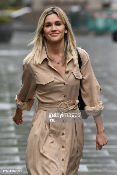 Ashley Roberts sighting on June 18, 2020 in London, England.