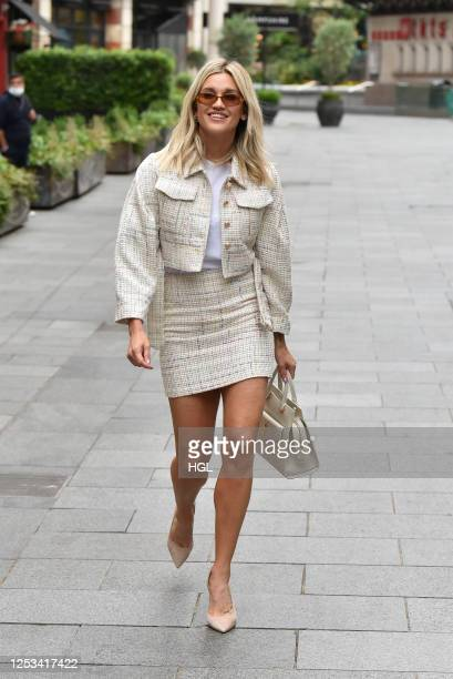 Ashley Roberts sighting on June 30, 2020 in London, England.