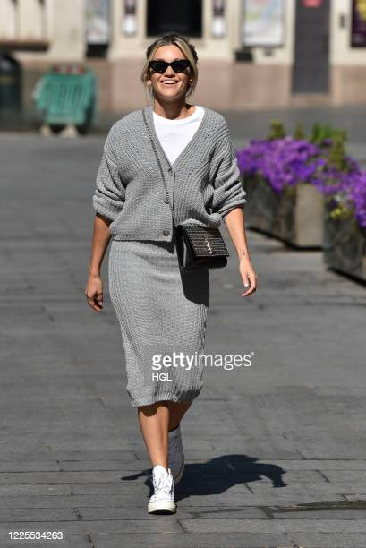 Ashley Roberts sighting on May 18, 2020 in London, England.