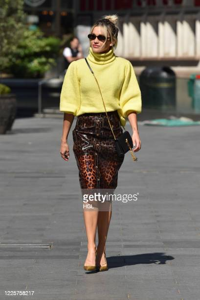 Ashley Roberts sighting on May 19, 2020 in London, England.