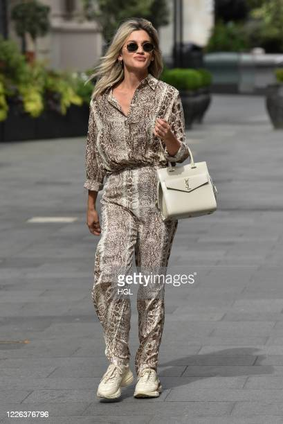 Ashley Roberts sighting on May 22 2020 in London England
