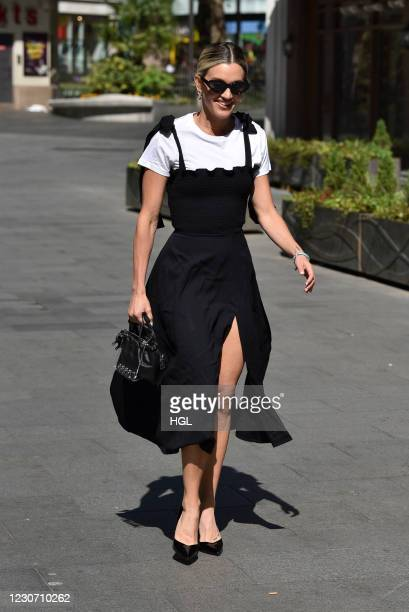 Ashley Roberts sighting on May 29 2020 in London England