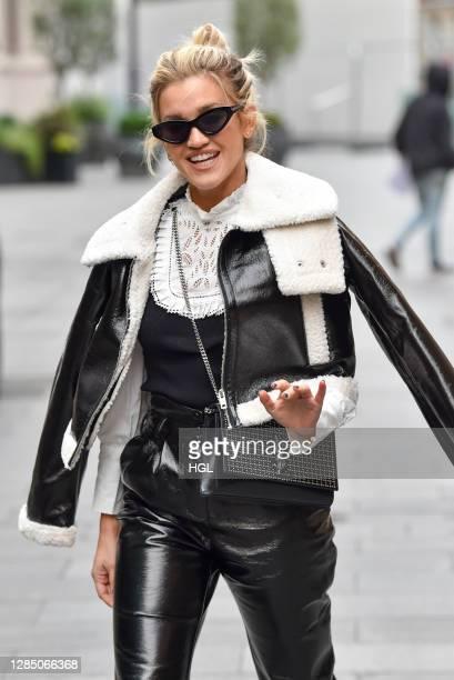 Ashley Roberts sighting on November 11, 2020 in London, England.