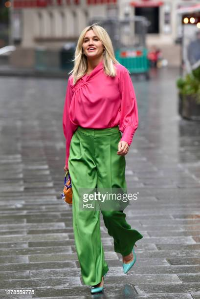 Ashley Roberts sighting on October 05, 2020 in London, England.