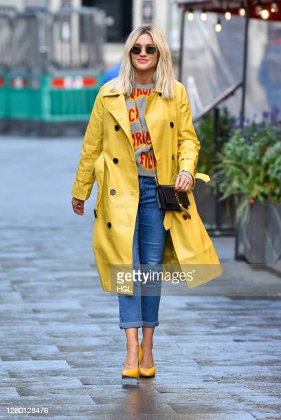 Ashley Roberts sighting on October 14 2020 in London England