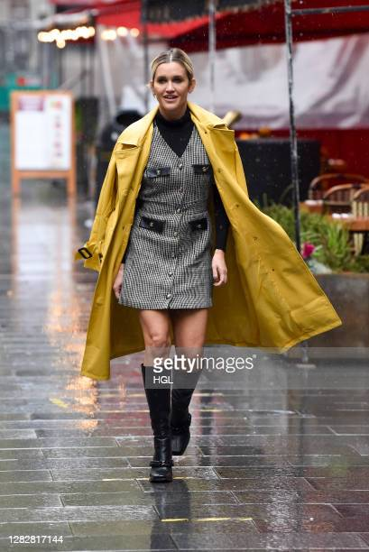 Ashley Roberts sighting on October 29, 2020 in London, England.