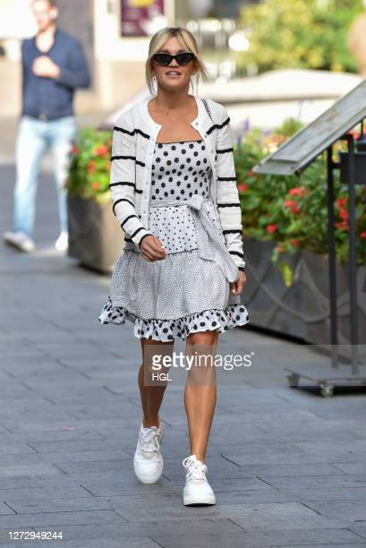 Ashley Roberts sighting on September 17 2020 in London England