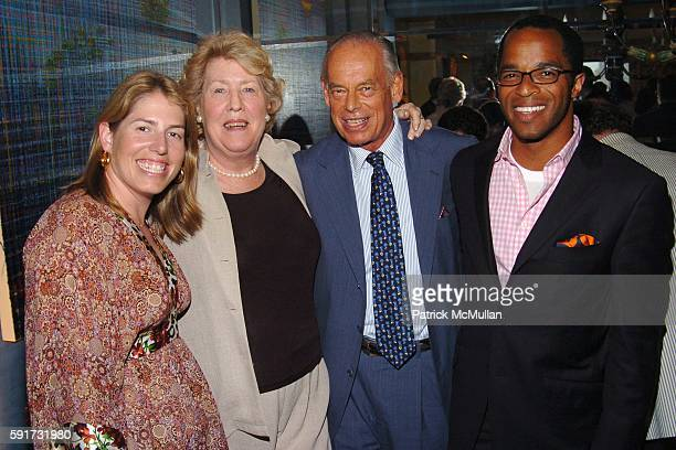 Ashley Schiff Linda Schiff David Schiff Jonathan Capehart== ASHLEY SCHIFF hosts a book party for WENDY BOUNDS' new book Little Chapel on the River...