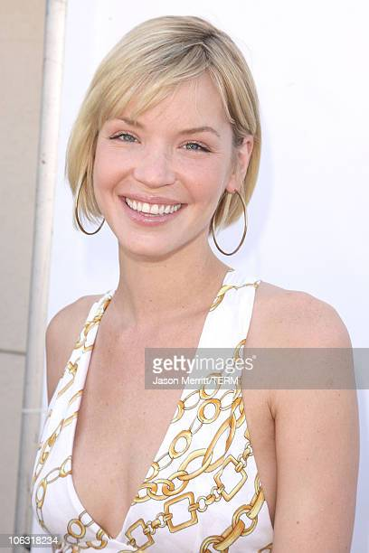Ashley Scott during 5th Annual John Varvatos Stuart House Benefit Presented by Converse at John Varvatos Boutique in Hollywood California United...