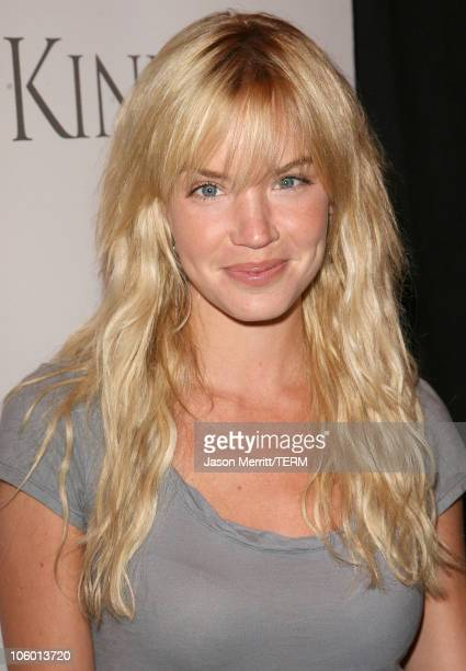Ashley Scott during 'E Bingo' Charity Benefit For Epidermolysis Bullosa Arrivals at The Comedy Store in Hollywood California United States