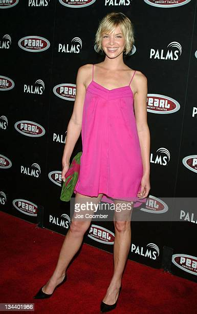 Ashley Scott during The Grand Opening of the Pearl Concert Theater at Palms in Las Vegas at Palms in Las Vegas Nevada United States