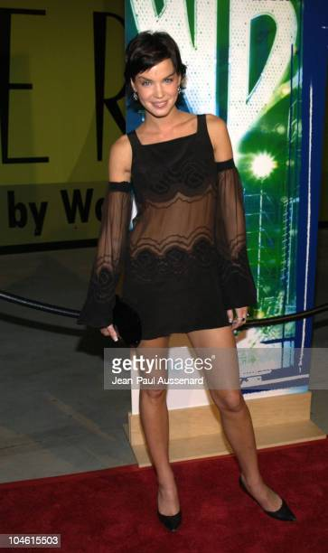 Ashley Scott Stock Photos And Pictures Getty Images