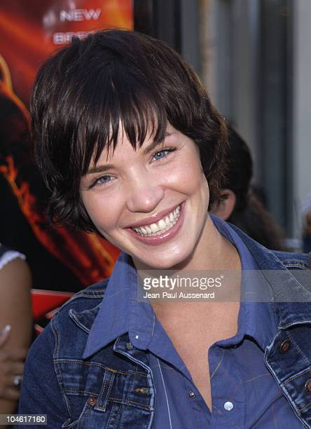 Ashley Scott during 'XXX' Premiere in Los Angeles at Mann's Village in Westwood California United States