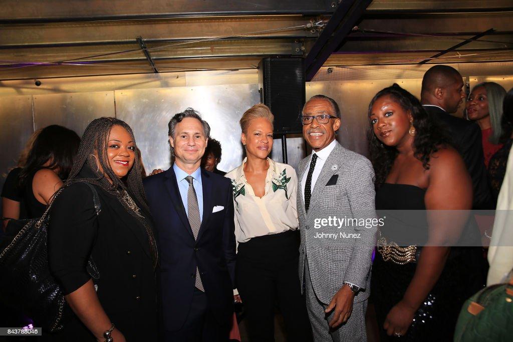 Aisha McShaw - September 2017 - New York Fashion Week : News Photo