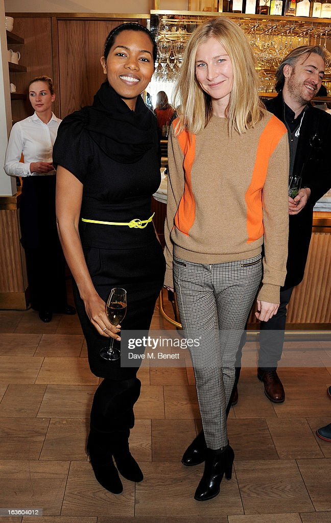Maiyet Lunch At Selfridges : News Photo
