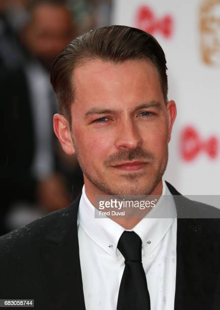 ashley Taylor Dawson attends the Virgin TV BAFTA Television Awards at The Royal Festival Hall on May 14 2017 in London England