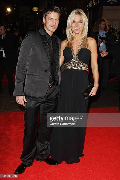 Ashley TaylorDawson and Karen McKay arrive at the UK film premiere of Me Orson Welles at the Vue West End on November 18 2009 in London England
