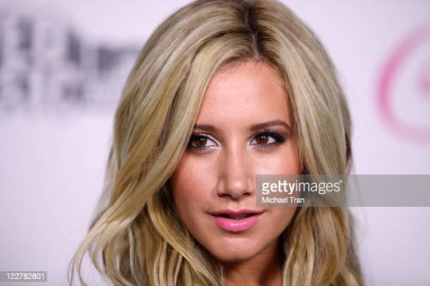 Ashley Tisdale arrives at The 2011 MTV VMA after party hosted by Candie's held at The Colony on August 28 2011 in Los Angeles California