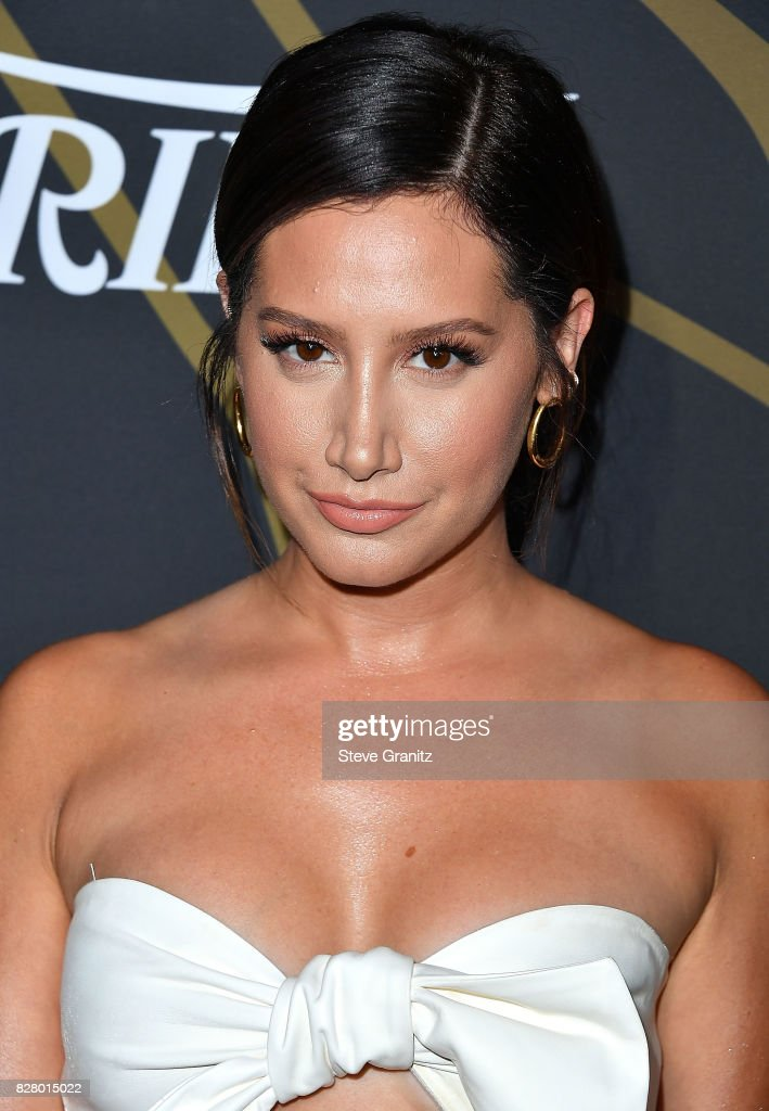 Ashley Tisdale arrives at the Variety Power Of Young Hollywood at TAO Hollywood on August 8, 2017 in Los Angeles, California.