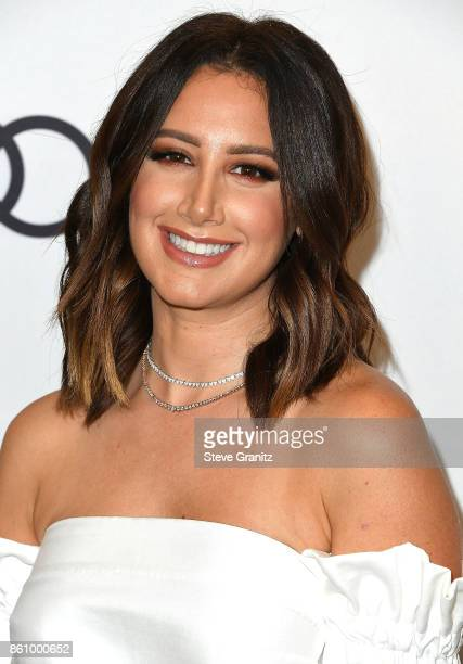 Ashley Tisdale arrives at the Variety's Power Of Women Los Angeles at the Beverly Wilshire Four Seasons Hotel on October 13 2017 in Beverly Hills...