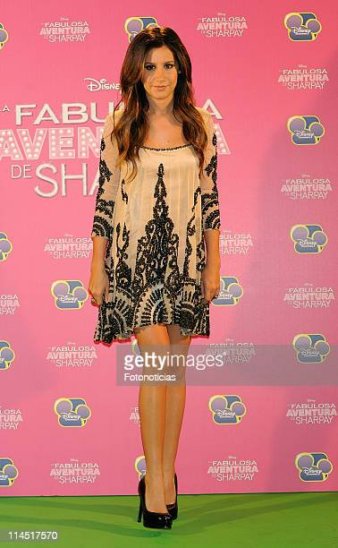 Ashley Tisdale attends 'La Fabulosa Aventura de Sharpay' photocall at Disney Channel on May 23, 2011 in Madrid, Spain.
