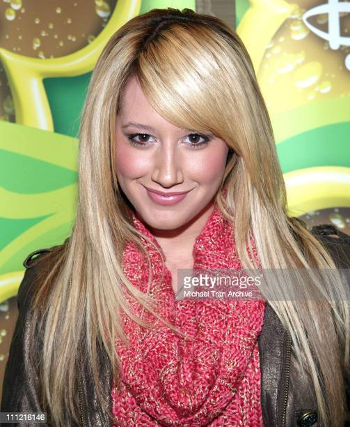 Ashley Tisdale during Breakfast with the Cast and Crew of High School Musical December 16 2005 at Four Seasons Hotel in Los Angeles California United...