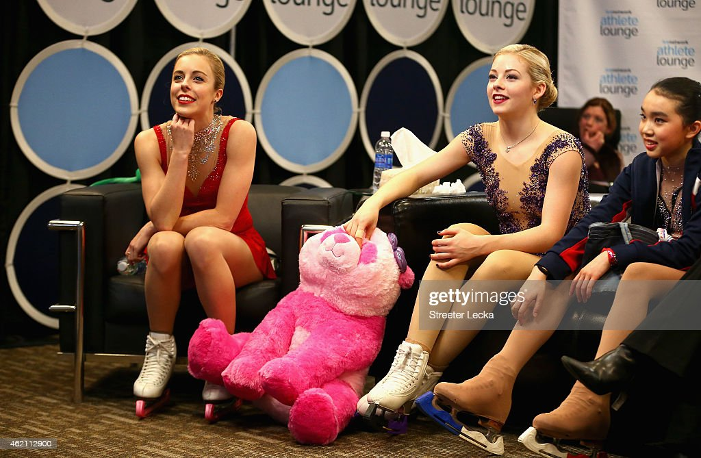 2015 Prudential U.S. Figure Skating Championships - Day 3 : News Photo