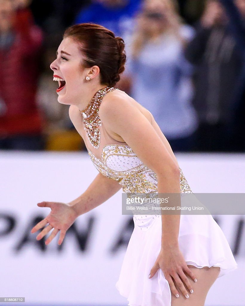 ISU World Figure Skating Championships 2016 - Day 6 : ニュース写真
