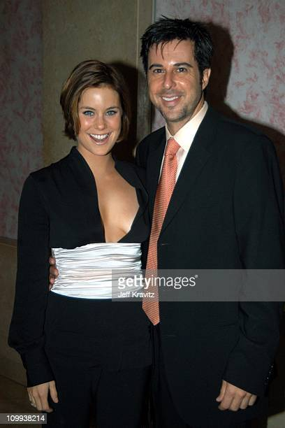 Ashley Williams and Jonathan Silverman during The Lili Claire Foundation's 6th Annual Benefit Hosted by Matthew Perry Red Carpet Arrivals at The...