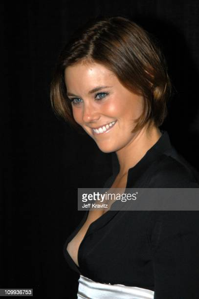 Ashley Williams during The Lili Claire Foundation's 6th Annual Benefit Hosted by Matthew Perry Red Carpet Arrivals at The Beverly Hilton Hotel in...