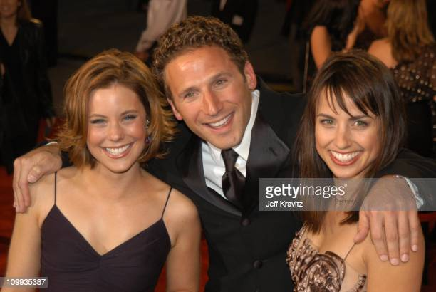 Ashley Williams Mark Feuerstein and Constance Zimmer