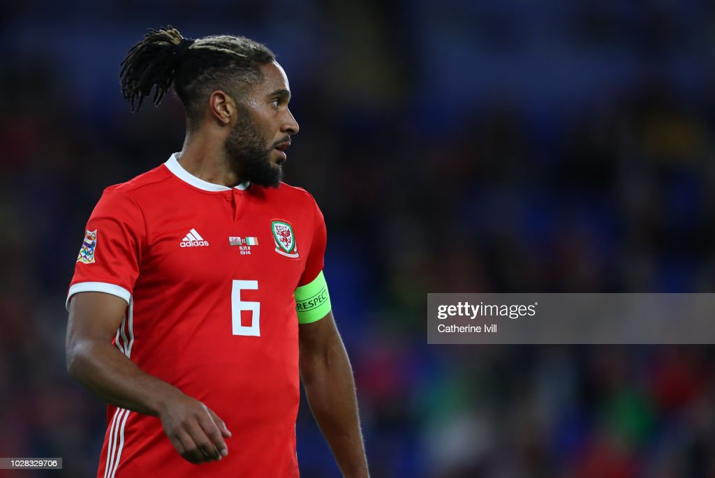 Wales v Republic of Republic of Ireland - UEFA Nations League B : News Photo