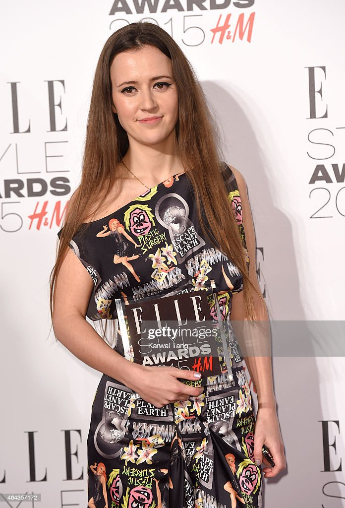 Elle Style Awards 2015 - Inside Arrivals