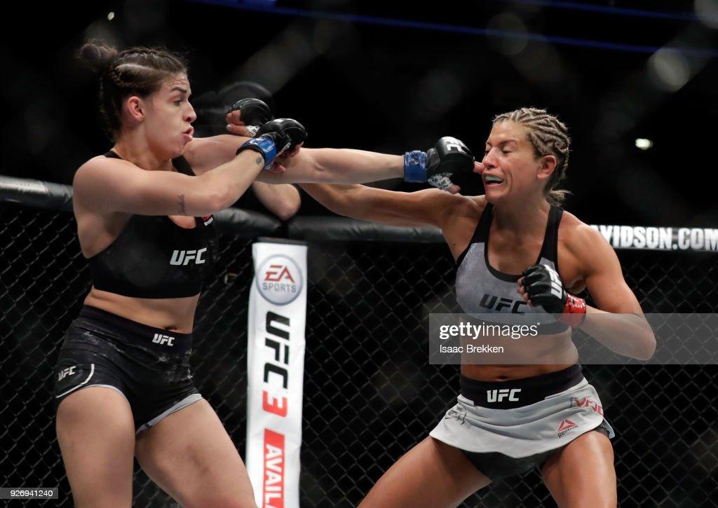 UFC 222: Yoder v Dern : News Photo