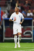 moscow russia ashley young england looks