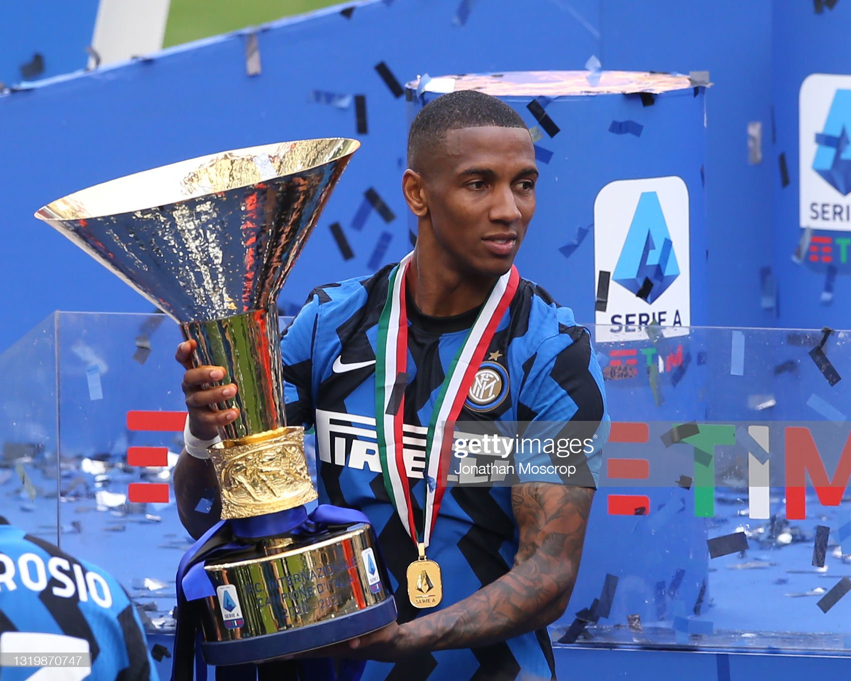 FC Internazionale Milano v Udinese Calcio - Serie A : ニュース写真